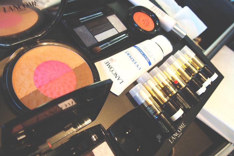 ランコム メイクアップコンテスト complexions lip art