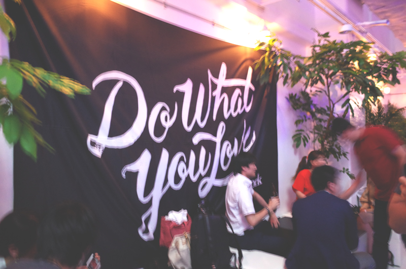 wework launch party